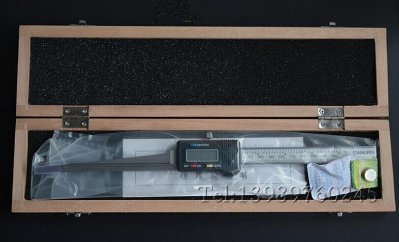 0.2-10mm 20mm 30mm 40mm Cunha Feeler Medidor