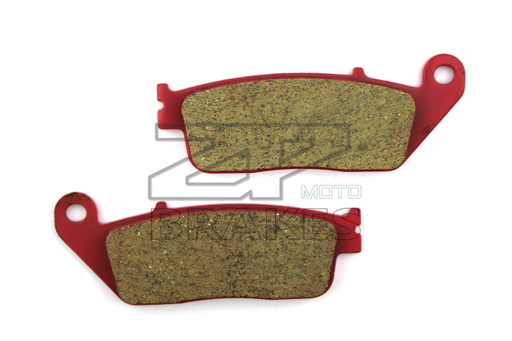 Motorcycle Parts Brake Pads Fit HONDA FJS 400 Silverwing ...