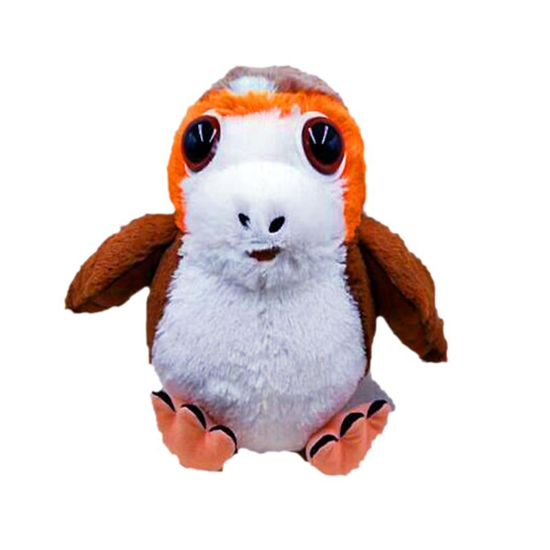 1 Pz Star Wars 8 Nuovo Porg Uccello Giocattoli Di Peluche Bambola Per I Bambini Regali Di Compleanno E Star Wars Ventole Collezione Giocattoli