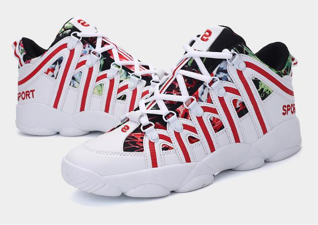 Unisex professional ultra-light basketball shoes men women breathable shockproof  sports shoes loveres basketball sneakers