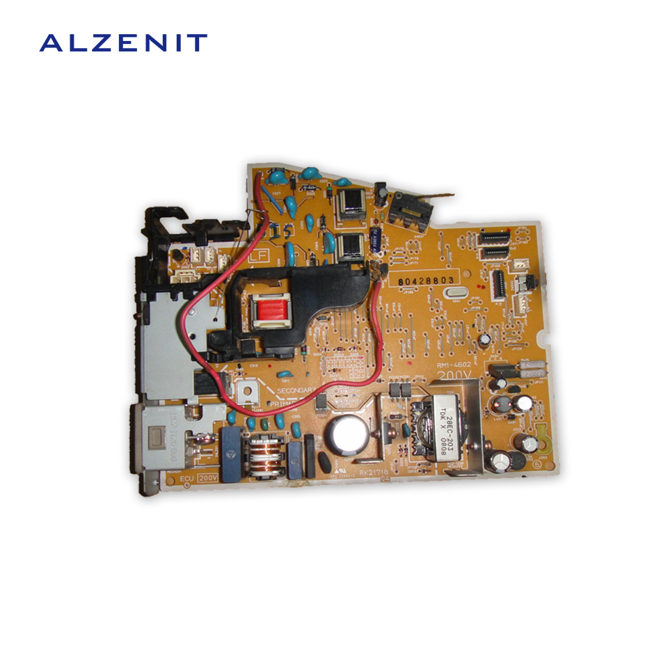 For HP P 1102 1106 1108 LaserJet P1102 P1106 P1108 Original Used Power Supply Board 220V Printer Parts On Sale original printer spare parts for canon laserjet l140 l160 l180 l90 power supply board alibaba china supplier