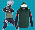 Traje naruto Kakashi Hatake para mulheres e homens disfraces halloween cosplay hoodies