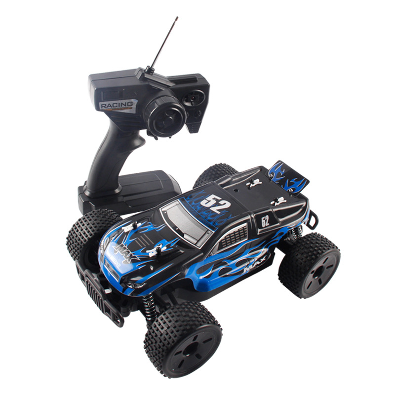 XMX New Dream. 543 high-speed remote control car SUV drift competitive big wheel model toys sand climbing vs Wltoys A959 dongxin mercedes benz sl65 speed remote control steering wheel 1 18 car drift charge black
