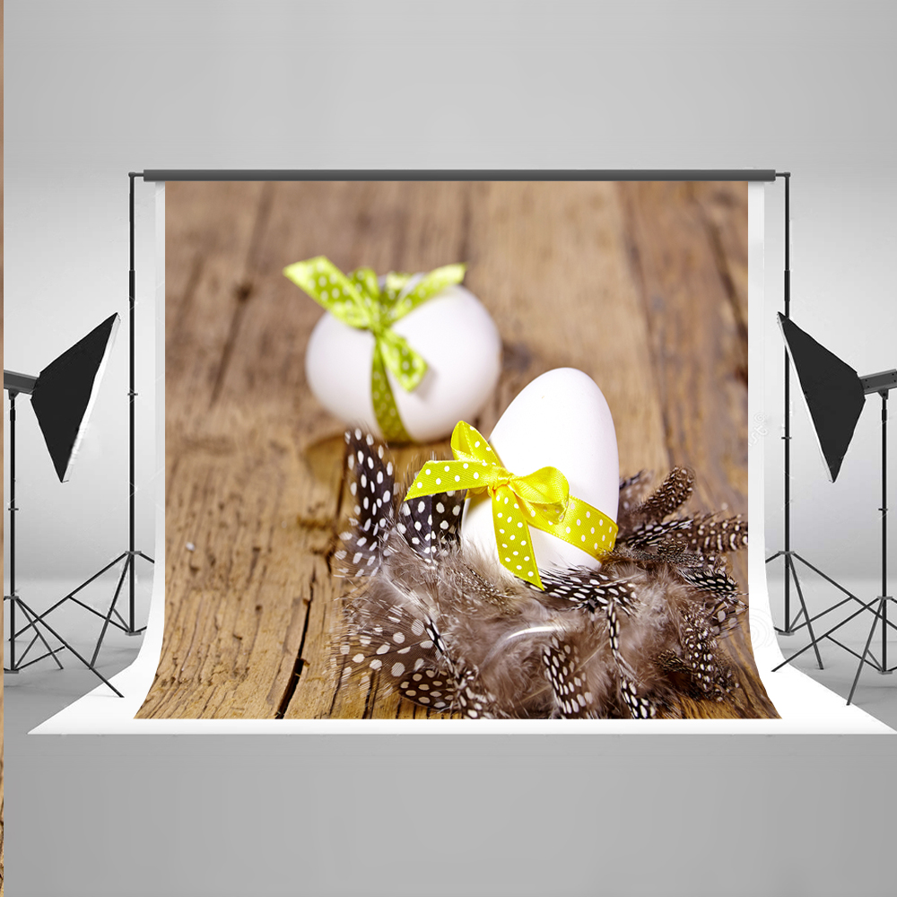 Kate 220x150cm (7x5ft) Easter Photography Backdrops Bow Egg Photoshoot Backdrop Washable Backgrounds For Photo Studio Children easter day basket colorful egg photo prop washable fleece photography backdrops for studio photography backgrounds hg 386 a