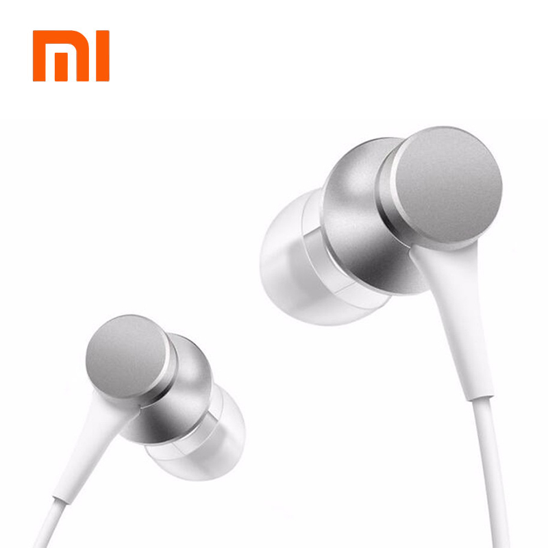 100% Original Xiaomi Piston In-Ear Stereo Earphone With Remote Mic Music Mi Headsets For Xiaomi Samsung IPhone SE 5s 6 6s MP3 teamyo portable in ear earphone stereo music handsfree headset with mic volume control for samsung galaxy s2 s3 s4 note3 n7100