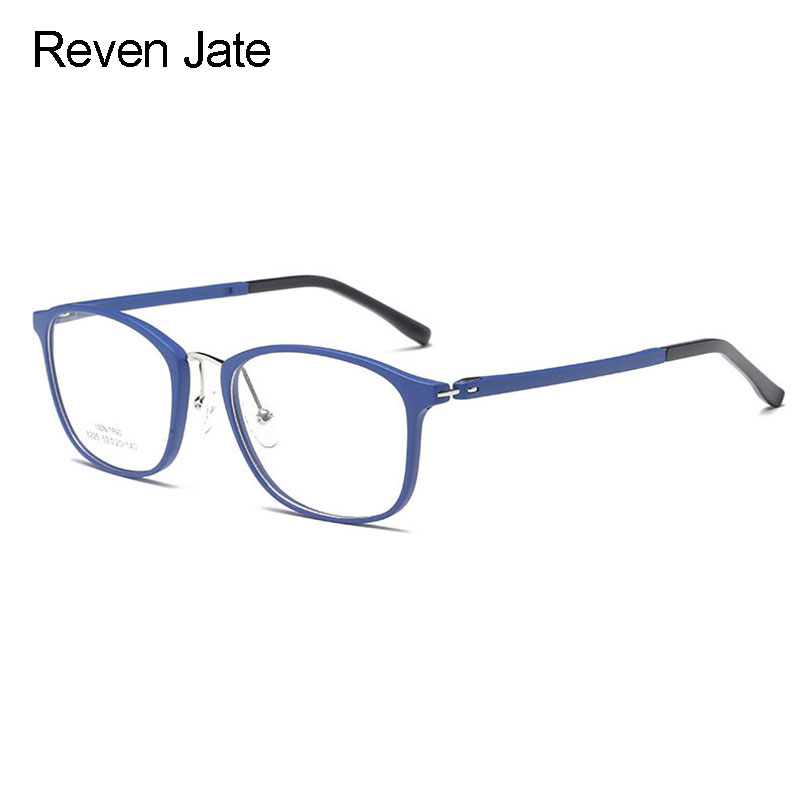 87831e117b0 Reven Jate SL8225 Optical Plastic Eyeglasses Frame for Men and Women  Fashion Full Rim Prescription Glasses Spectacles