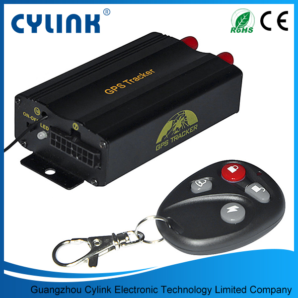 Vehicle Gps Tracker Tkb Dual Gsm Sim Card Slot Fuel Monitor Central Locking System Car Tracking