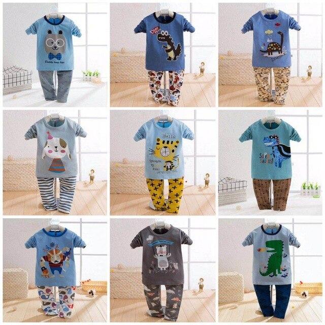 4adffbee8bfc Aliexpress.com   Buy Character Autumn Winter Girls Pajamas Boys ...