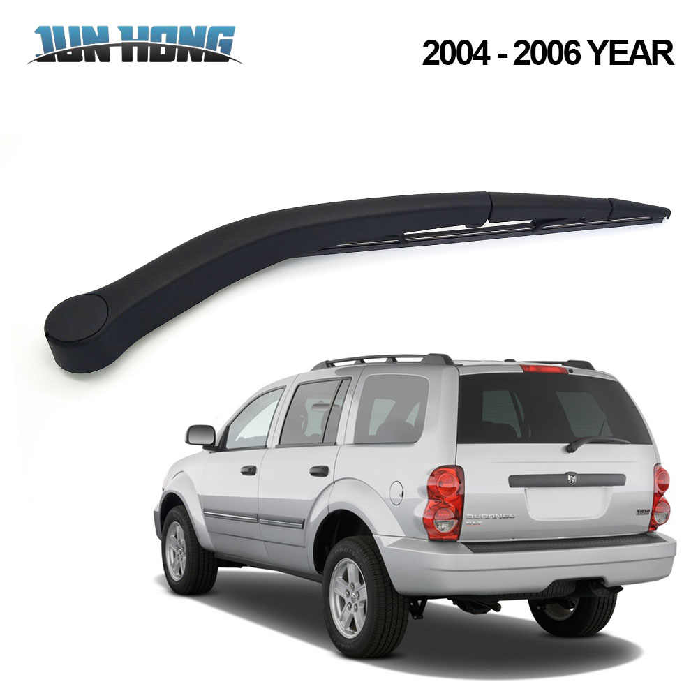 Detail Feedback Questions About Junhong Rear Wiper Blade And Arm For Dodge Durango 2004 2005 2006 Windscreen Rubber Car Accessories Window On