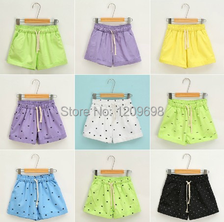 kinds of shorts for women