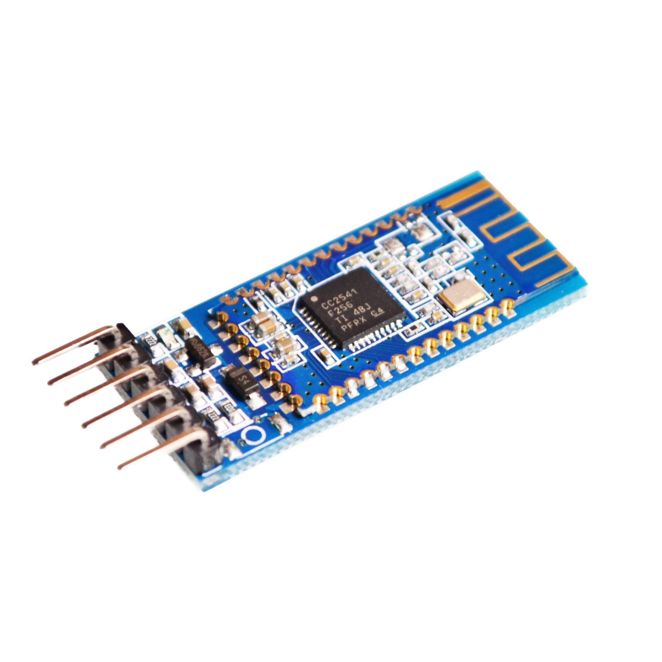 2Pcs BLE Bluetooth 4.0 CC2540 CC2541 Serial Wireless Module Compatible HM-10/_ rr