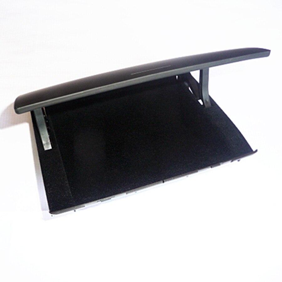 HONGGE Armaturenbrett Ablage Schutt Aufbewahrungsbox Mit Deckel für VW POLO 6Q0 857 465 Eine 6Q0 857 465A 6Q0857465A