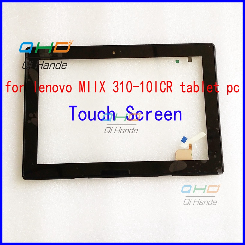 ФОТО Free shipping 10.1'' inch touch screen,100% New for lenovo MIIX 310-10ICR touch panel,Tablet PC touch panel digitizer