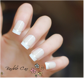 Nail Trainer Stiletto Tips French Color Nails Acrylic Tip High Quality Bride
