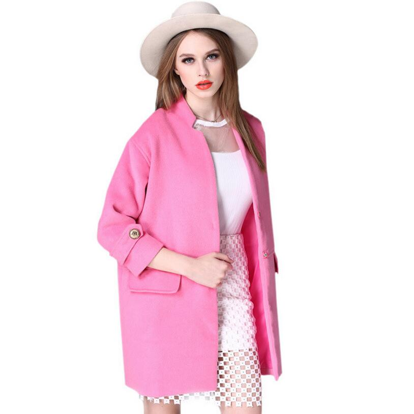 Ladies Pink Winter Coat Promotion-Shop for Promotional Ladies Pink ...