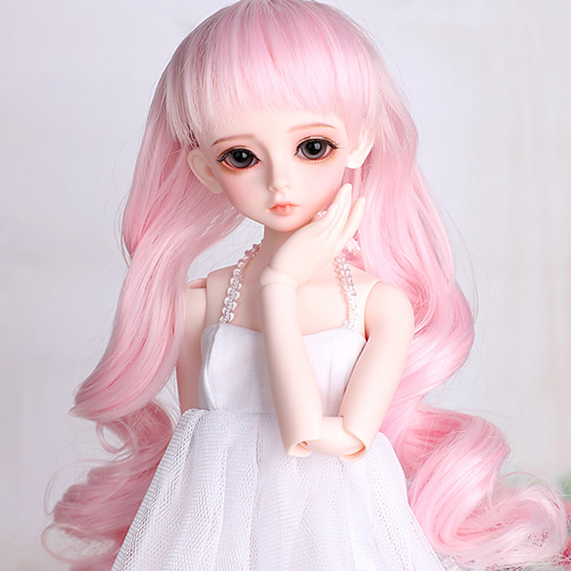 New Arrival 1/4 BJD BJD/SD Fashion Style Bory Doll For Baby Girl Birthday Gift With Free Eyes купить в Москве 2019