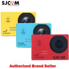Origina lSJCAM SJ5000X Elite Action Camera WiFi 4K 24fps Gyro Sports DV 2.0 LCD NTK96660 Diving 30m Waterproof Camcorder