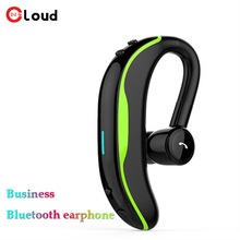 New Wireless Bluetooth Earphones Business waterproof Earphone Hanging ear Single handsfree Can Rotate be used left and right