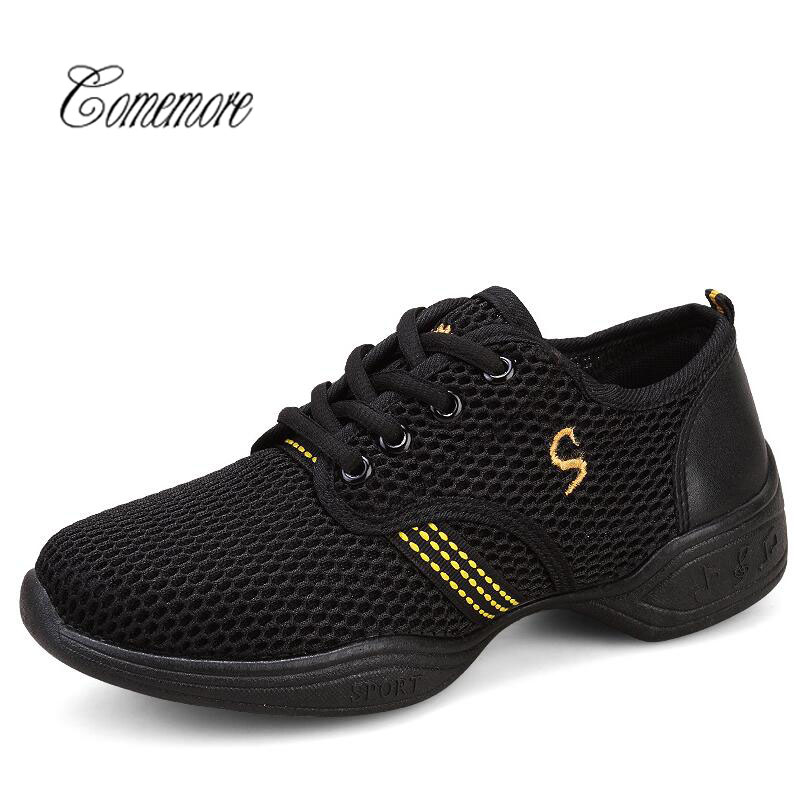 Comemore Autumn Black Sneakers Women Sport Shoes Woman Dance Sneakers Ladies Dancing Shoes Hip Hop Jazz Sneakers For Women GirlsComemore Autumn Black Sneakers Women Sport Shoes Woman Dance Sneakers Ladies Dancing Shoes Hip Hop Jazz Sneakers For Women Girls