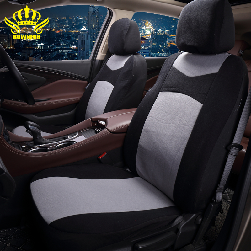 High Quality Car Seat Covers Universal Fit Polyester Car