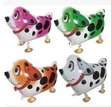 Free Shipping 50pc Assortment Design Walking Pet Balloon Hybrid Models of Animal Balloons Children Party Toys Birthday Gift
