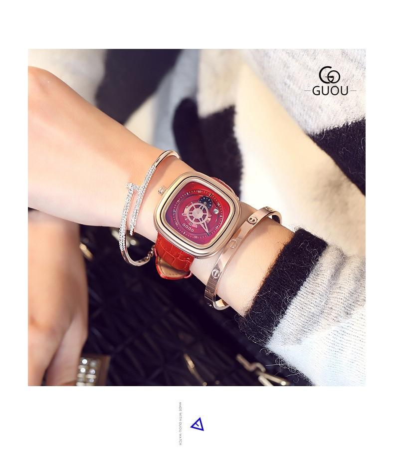 2019 novo topo de luxo banda relógios