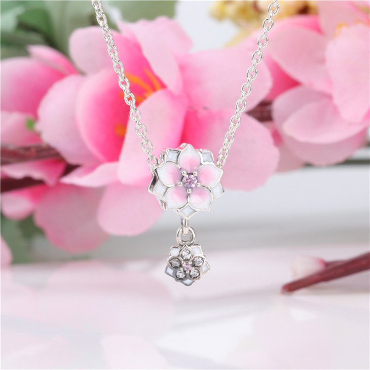 Sterling Silver s925 snowflake Buckle beads parts and new hollow heart of ocean Beads Silver Cat Eye Beads hot money