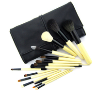 18PCS Face Blender Powder Brush Eyeshadow Makeup Set With Bag