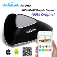 Broadlink RM PRO Casa Inteligente Sem Fio Interruptor De Controle Remoto Suporte IOS Android Wifi IR