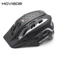 Movigor Mountain Bike Helmet Cycling Helmet Road Bicycle Helmet Professional Ultralight Integrally Molded 19 Air Vents