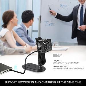 Image 4 - SQ10 Mini WiFi camera 1080P HD Remote playback video small micro cam Motion Detection Night Vision Home Monitor Infrared Night
