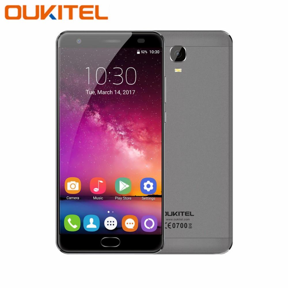OUKITEL K6000 Plus 5 5 1920 1080 FHD 4G LTE Mobile Phone MTK6750T Octa Core 4G
