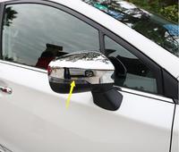 Achteruitkijkspiegel Cover Reverse Spiegel Shell Cover Omkeren Spiegel Side Wing Mirror Cover Caps Voor Subaru Xv 2018-2019