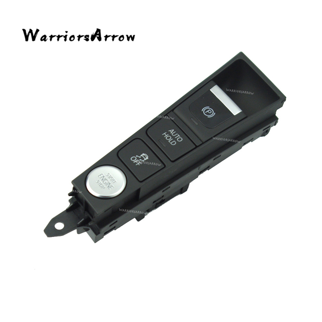 Warriorsarrow Epb Auto Hold Esp Engine Button For Vw Passat Cc