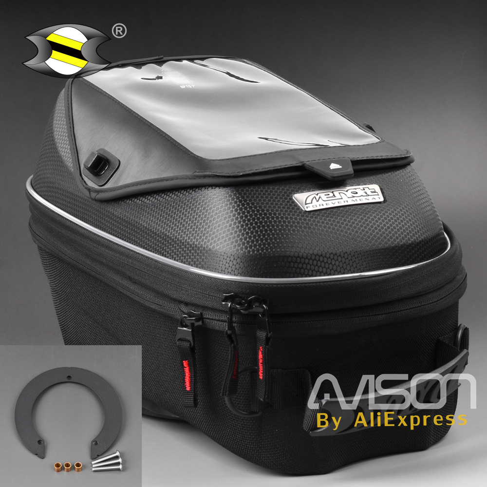 Fit for Suzuki GSX 650F 08-14 Tank Bag GSX 1250F 10-15 / SV 650 / SV 650 S 03-08 / GSR 750 11-15 / DL 1000 V-Storm 02-11 цена