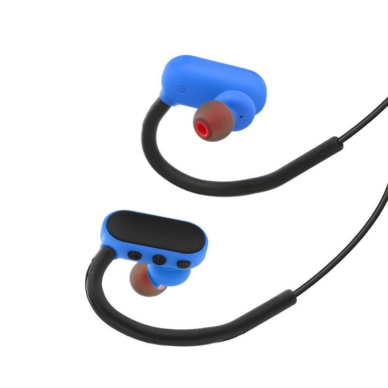 Wireless Bluetooth 4.2 Headset Stereo Ear Hook Earphone Sports Fitness Earbuds DU55