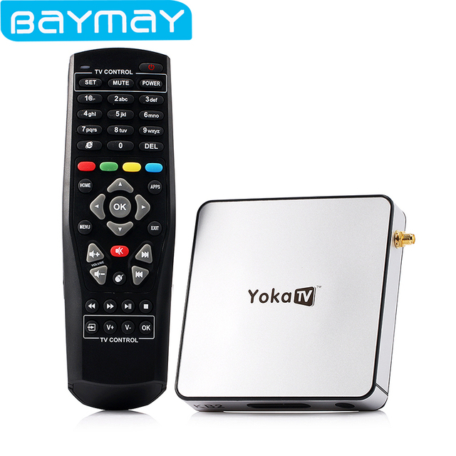 KB2 Baymay 2 GB + 32 GB Amlogic S912 Octa Core Android TV Box soporte 1000 M lan 2.4G y 5 GHz Dual WIFI BT4.0 4 K Reproductor Multimedia