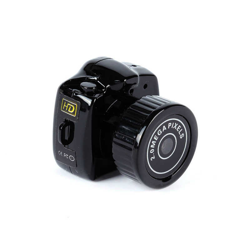 Portable Y2000 Mini Kamera Camcorder HD 1080P Micro DVR Camcorder Webcam Video Perekam Suara Kamera