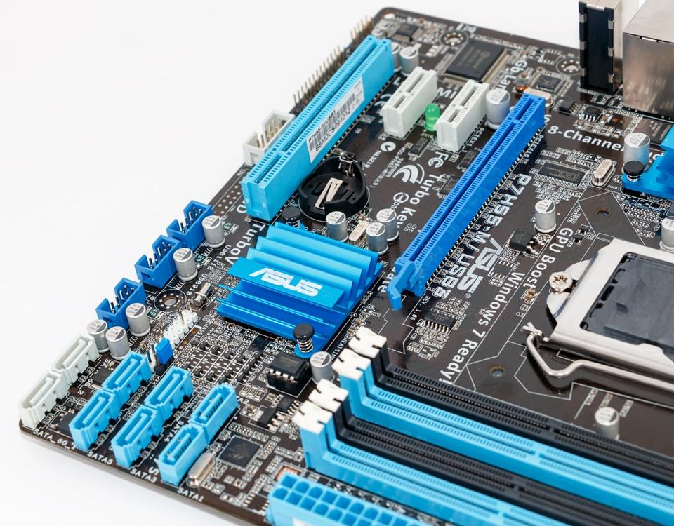 Asus P7H55-M/USB3 Marvell Controller Windows 7 64-BIT