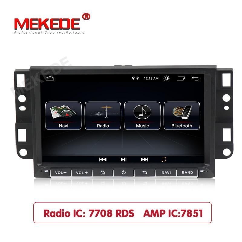 Mekede Player Gps Navigation Radio-Wifi Captiva Epica Smart-Car Chevrolet Aveo Android8.1