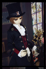 Buffalo's Heir Outfit Suit (6pcs) for BJD Doll 1/3 SD10 SD13 SD17 IP SID EID SOOM  DIKA GUUDOLL Doll Clothes LF46