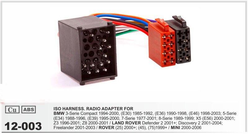 Online Kaufen Gro U00dfhandel Auto Radio Iso Stecker Aus China Auto Radio Iso Stecker Gro U00dfh U00e4ndler