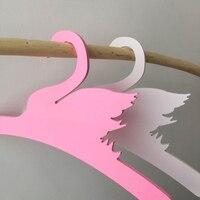 Swan hanger 1 pc Cute cloth hanger for Kid's room hanger Decor Home for Babies Girls Birthday Present CH001
