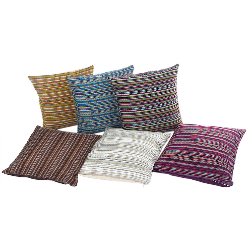 Coussin Linen Cushions Sets Of Pillow Cover Cases Pillow