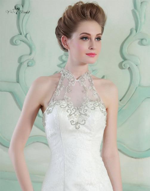Lace Mermaid Wedding Dress Corset