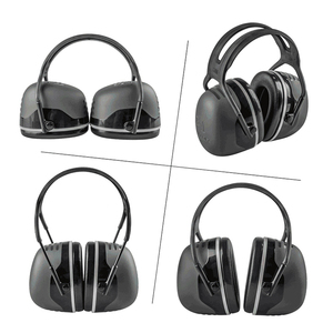Image 4 - 3M PELTOR X5A Earmuffs Comfortable Sound Insulation Earmuffs Professional Anti noise Hearing Protector for Drivers/Workers