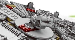 Image 5 - כוח מתעורר כוכב סט מלחמת סדרת תואם 79211 דמויות דגם אבני בניין צעצועים לילדים צעצוע בלוק