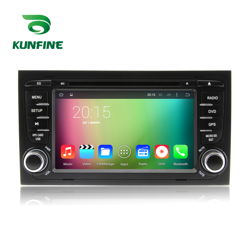 7 Android 6 0 2GB RAM Car Stereo DVD GPS Navigation Radio A For Audi A4 S4 RS4