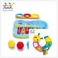 Безопасности Infancia Chocalho Brinquedo пункт Bebe Instrumentos Musicais ксилофон бесплатная доставка Huile игрушки 786B и 856