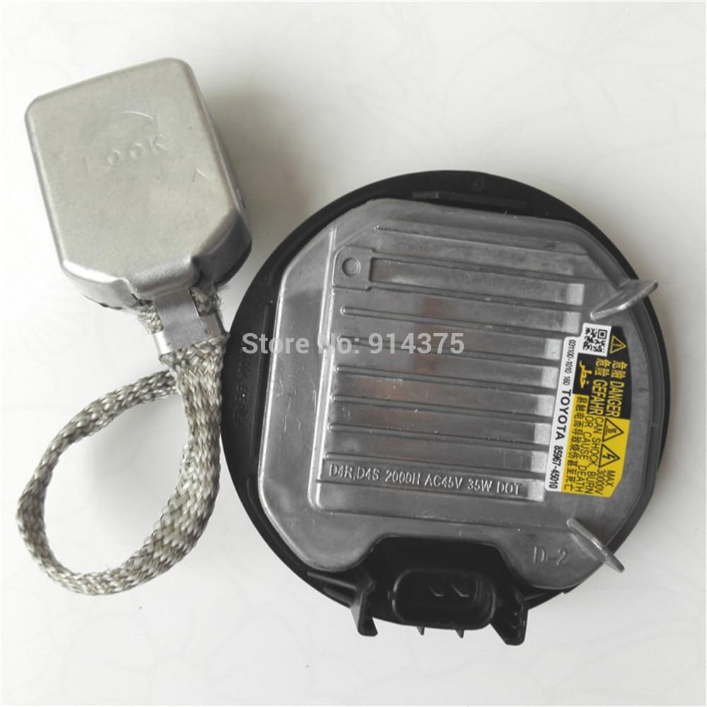 031100-1010 85967-45010 D4S D4R Xenon HID Ballast Control Unit Module For Toyota Ractis Reiz RAV4 reactor  инструмент vorel 45010